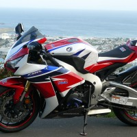 Honda 1000RR 2008-16 (Cover RR14W with white patch)