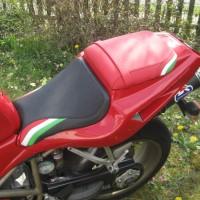 Ducati 748/916/996/998 Biposto Cover D12