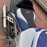 Suzuki GSXR1000 K1-K2 (seat cover S214)