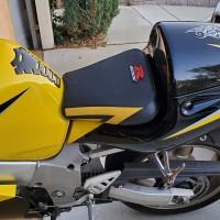 Suzuki 600/750 2001 (Seat cover SK12304)