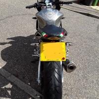 Aprilia Tuono Seat cover SET A1118