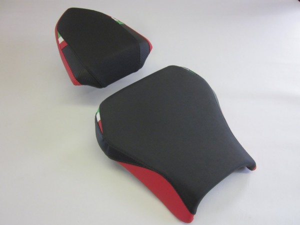 Aprilia RSV1000 Black/Red/Ital Flag colours(FrDIS109800)(Rr110273)-SET