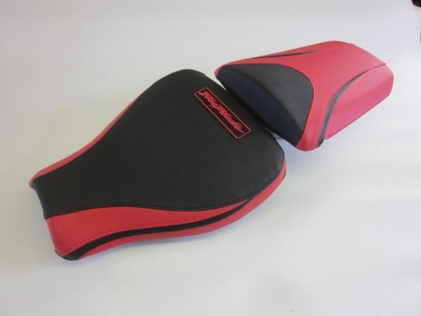 Honda Fireblade 600RR (2007-2017)Black and Red2-SET