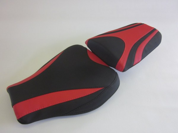 Honda Fireblade 600RR (2007-2019)Black and Red -SET
