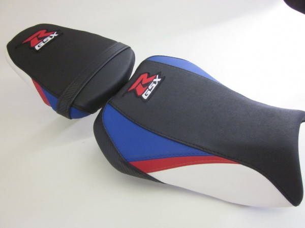 Suzuki GSXR 600/750 (L1-17)Red/White/Blue-SET