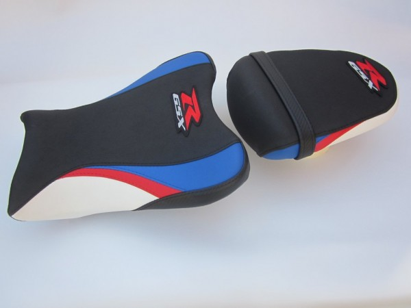 Suzuki GSXR 600/750 (08-10)Blue/White/Red-SET