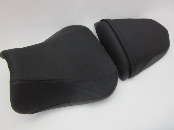 Suzuki  GSXR 600/750 (K4-K5) Black and Carbon-SET