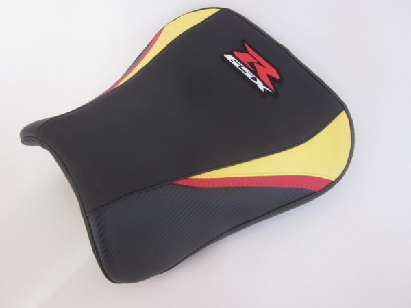 Suzuki  GSXR 600/750 (K4-K5) yellow/Red/Carbon Fibre effect - FRONT