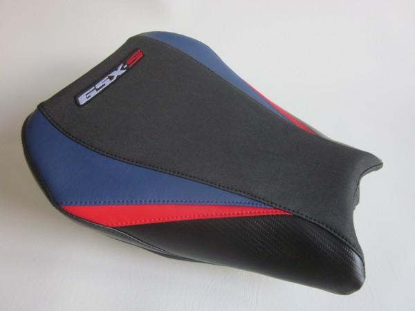Suzuki  GSX-S 750 (17-20) Blue/Red/Carbon -FRONT