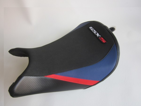 Suzuki  GSX-S1000 (15-20) Blue/Red/Carbon -FRONT