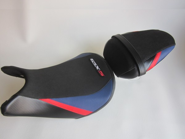 Suzuki  GSX-S1000 (15-20) Blue/Red/Carbon SET