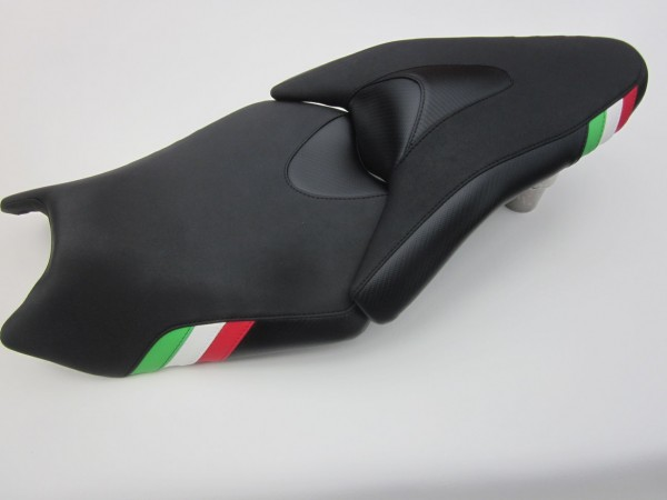 Aprilia Tuono (2011-2020) Seat cover upgrade- SET