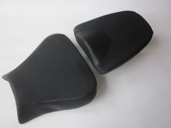 Aprilia  DISE104723 and 106544 BLACK Vinyl cover for RSV1000 Tuono 02-05 Next Generation. SET