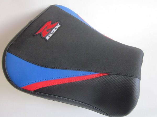 Suzuki  GSXR 600/750 (K4-K5) Blue/Red/Carbon-FRONT