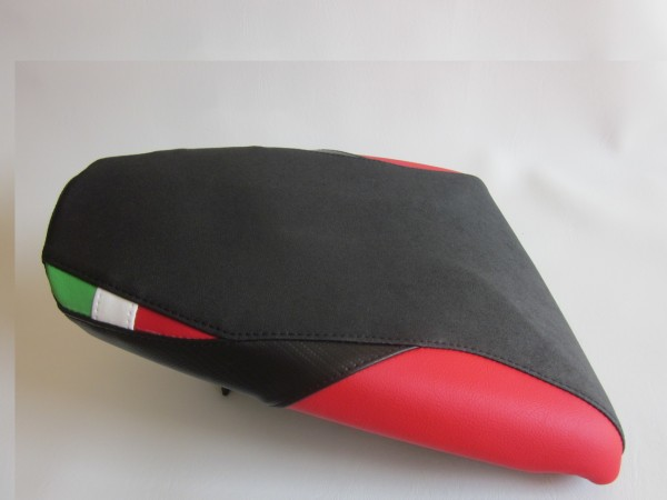 Aprilia seat base DISE104802 Vinyl cover for RSV1000 -Pillion