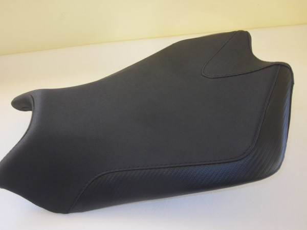 Aprilia RSV 4 (2009-2019) Carbon fibre effect seat cover upgrade-FRONT