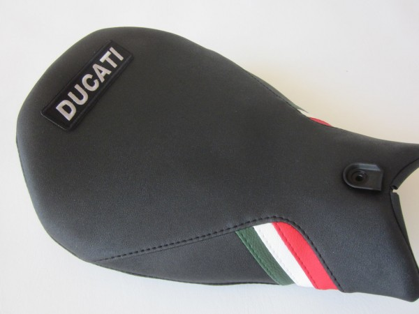 Ducati Panigale 1199,1299,959, flag colours with Logo FRONT