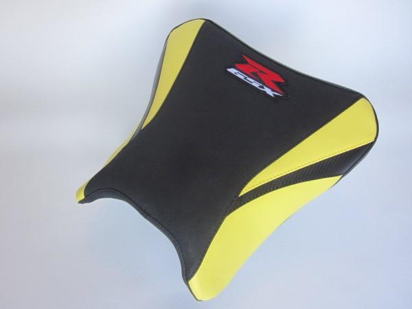 Suzuki GSXR 1000 (K3-K4) Yellow/ Black Carbon- FRONT