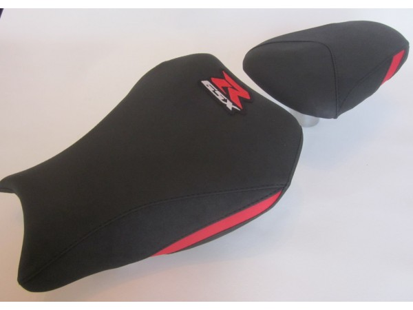 Suzuki GSXR 1000 (R) (2017-18) Black/Red – SET
