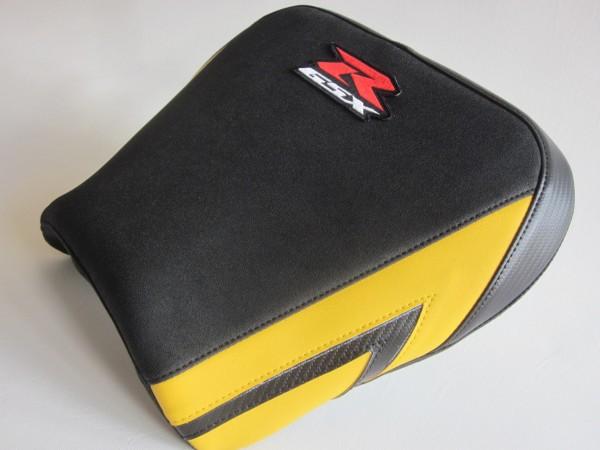 Suzuki  GSXR 600/750 2000-2003 Yellow and Black-FRONT